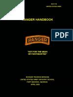 Ranger Handbook & Ranger Unit Operations