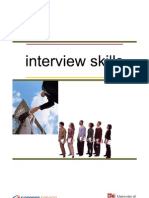 Interview Skills Booklet