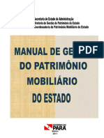 Manual de Gestao Do Patrimonio Mob Ilia Rio 2011