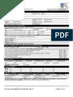 CSA Ltd Recruiting 15.13 Application for Employment