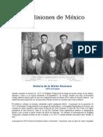 Las Misiones de México