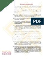 Reglamento Alumnos 2012