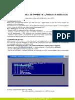 Configuração Básica ECF