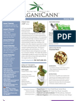 Organicann Newsletter January 2011