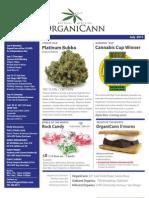 Organicann Newsletter July 2011