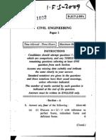 Civil Engg Paper1
