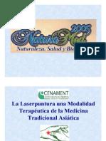 Laserpuntura y Su Potencia Luminica - Cuba