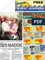West Shore Shoppers' Guide, January 29, 2012