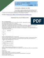 Fase3-U2 T3 D2 Modelado físico de un sistema OO-modUnid2