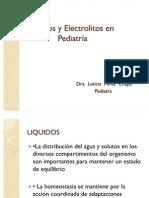 Liquidos y Electrolitos CLASE