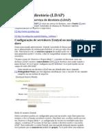 Serviço de diretório (LDAP)