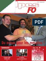 ALPES FO 127 Décembre 2011