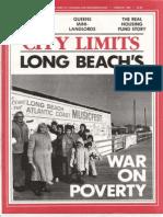 City Limits Magazine, February 1985 Issue