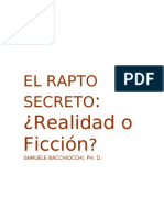 El Rapto Secreto - Samuel Bacchiocchi