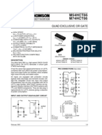 Datasheet Or