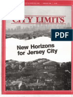 City Limits Magazine, February 1986 Issue