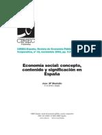 Economia Social Ciriec