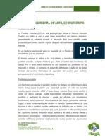 Parálisis Cerebral Infantil e Hipoterapia.