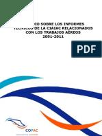 trabajos aéreos 2001-2011