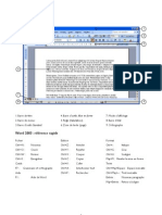 Word Interface 2003