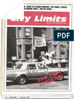 City Limits Magazine, December 1986 Issue