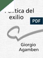 Agamben Giorgio Politica Del Exilio Articulo
