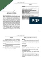 Apostila Direito Penal Parte Geral 2010