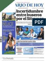 El Diario de Hoy 27-1-2012