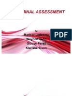 Abdominal Assessment Final