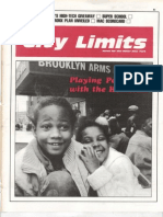 City Limits Magazine, May 1987 Issue