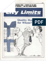 City Limits Magazine, June/July 1987 Issue