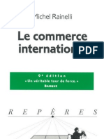 Commerce International Bibliotheque Numerique Algerie