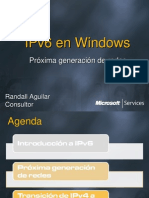 IPv6 en Windows