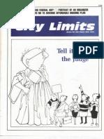 City Limits Magazine, December 1988 Issue
