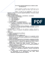 perfil proyecto curriculo