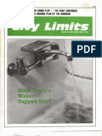City Limits Magazine, January 1989 Issue