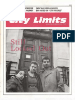 City Limits Magazine, February 1989 Issue