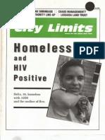 City Limits Magazine, April 1989 Issue