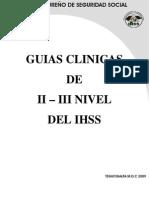 Guia Del IHSS de Pediatria