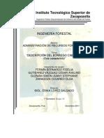TRABAJO-Borrego cimarrón