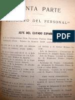 Noticiero Guia de Madrid 1940
