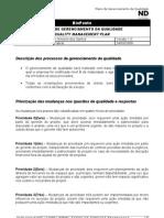 Bioponto Plano Gerenciamento Qualidade