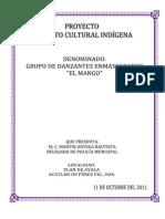 proyecto fomento cultural indigena Plan de Ayala, Acatlán de  Pérez Fig., Oax.