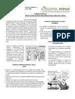Denuncia Grave Crisis Hospital Aria Del Valle - Sentido Real