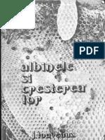 Albinele si cresterea lor de J.Louveaux 258 pag