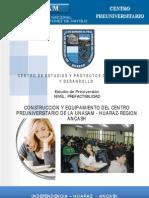 Perfil Centro Pre Universitario