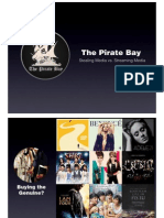 The Pirate Bay (E Commerce)