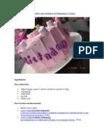 Cake Suave de 3 Leches Con Variantes de Rompope o Cajeta