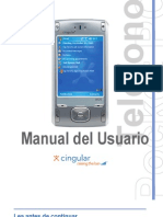 Cingular 8125 User Manual Spanish