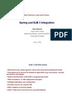 Spring Ejb3 Integration